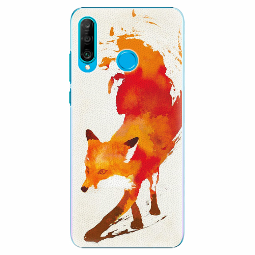 Plastový kryt iSaprio - Fast Fox - Huawei P30 Lite