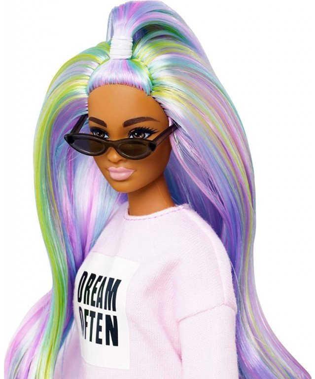 MATTEL BRB Panenka Barbie modelka fashion modní obleček různé druhy