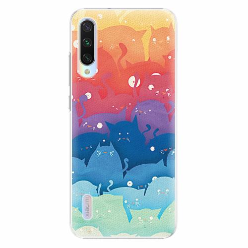 Plastový kryt iSaprio - Cats World - Xiaomi Mi A3