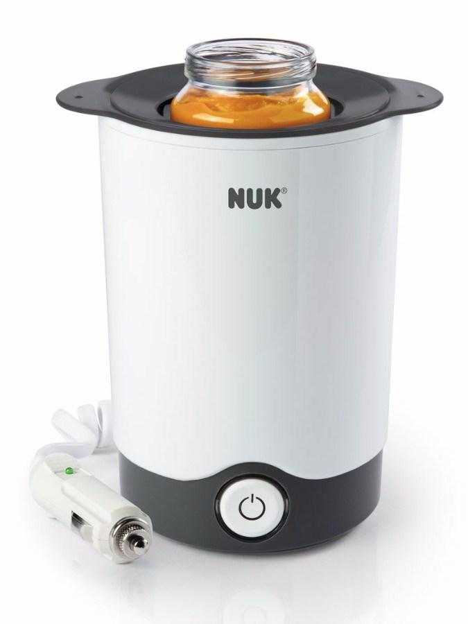 Elektrický ohřívač lahví NUK Thermo Express Plus - bílá