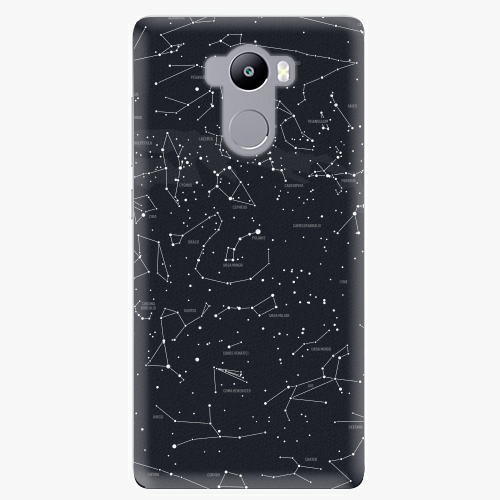 Plastový kryt iSaprio - Night Sky 01 - Xiaomi Redmi 4 / 4 PRO / 4 PRIME