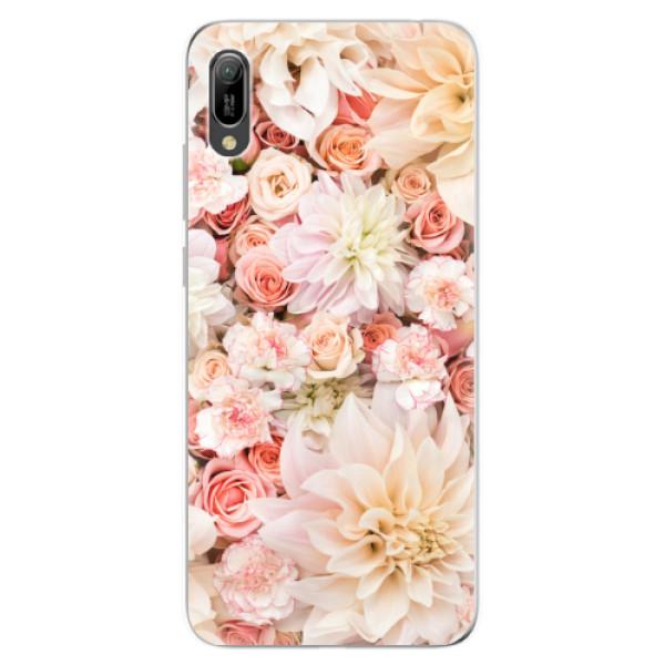 Odolné silikonové pouzdro iSaprio - Flower Pattern 06 - Huawei Y6 2019