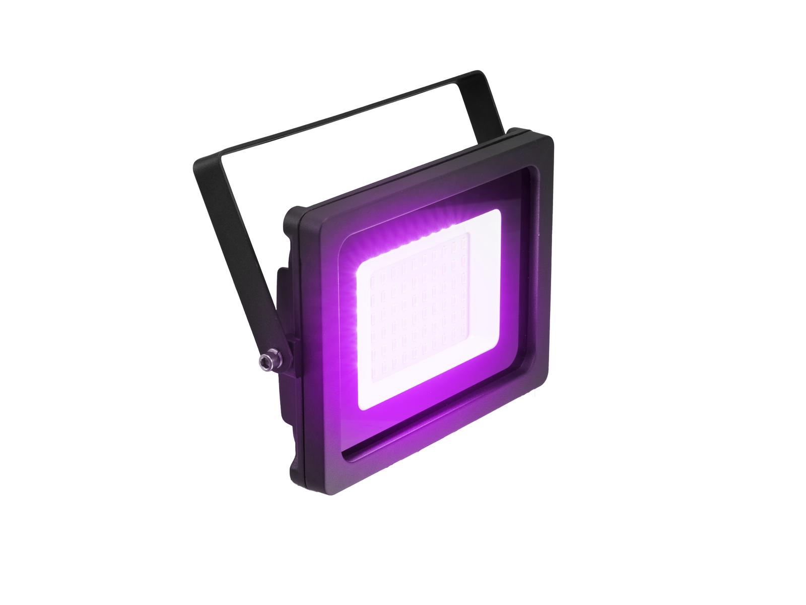 EUROLITE FL-30 Venkovní bodový reflektor, fialový