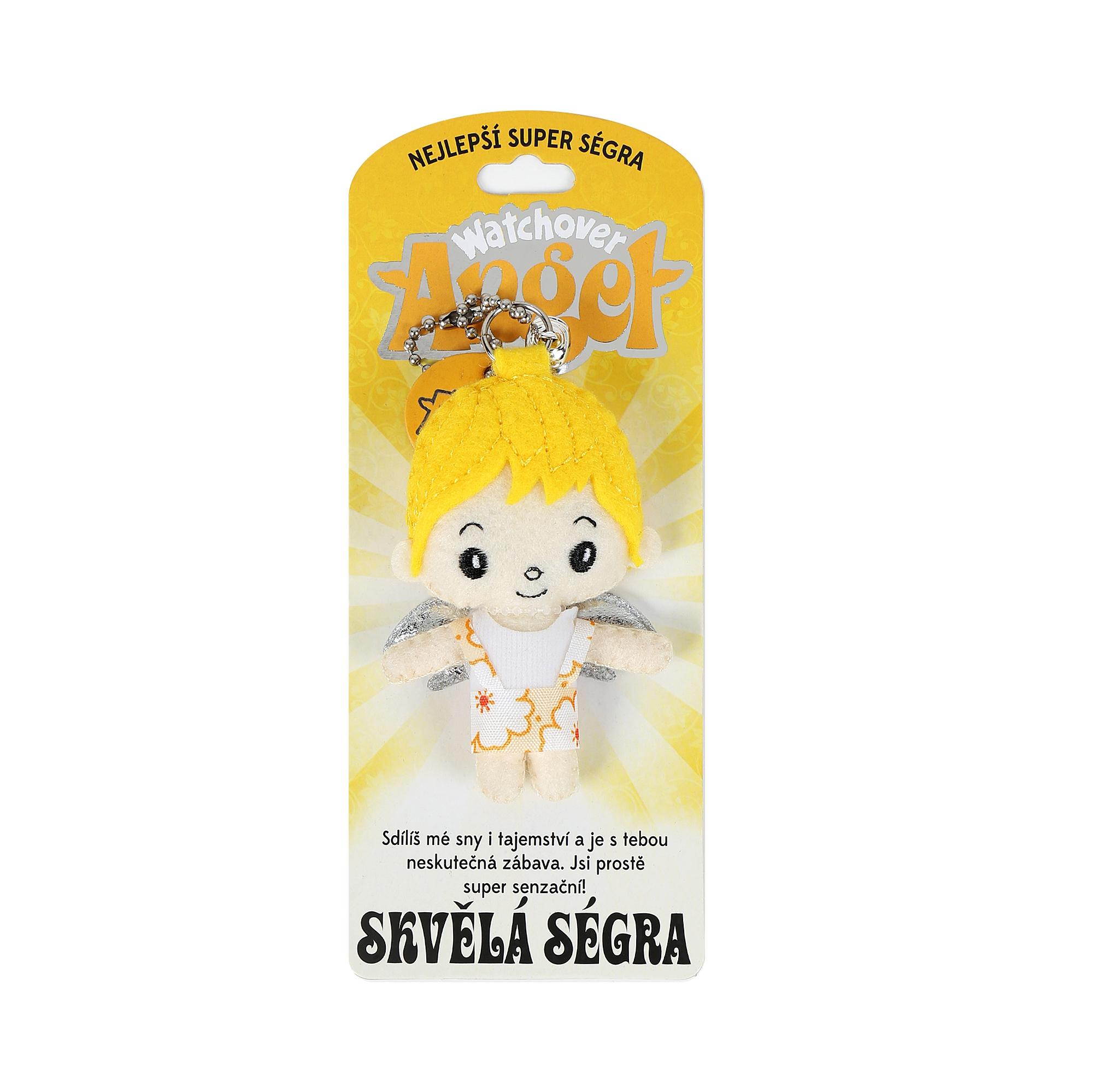Andělíček strážníček - Ségra