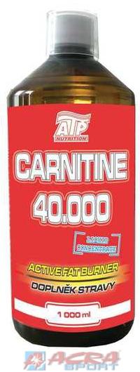 ACRA Nápoj CARNITINE liquid grep 1L