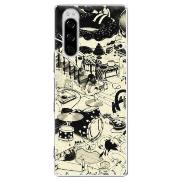 Plastové pouzdro iSaprio - Underground - Sony Xperia 5