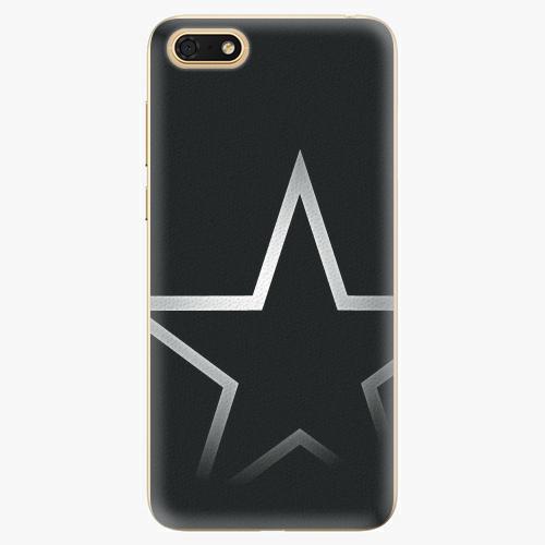 Silikonové pouzdro iSaprio - Star - Huawei Honor 7S