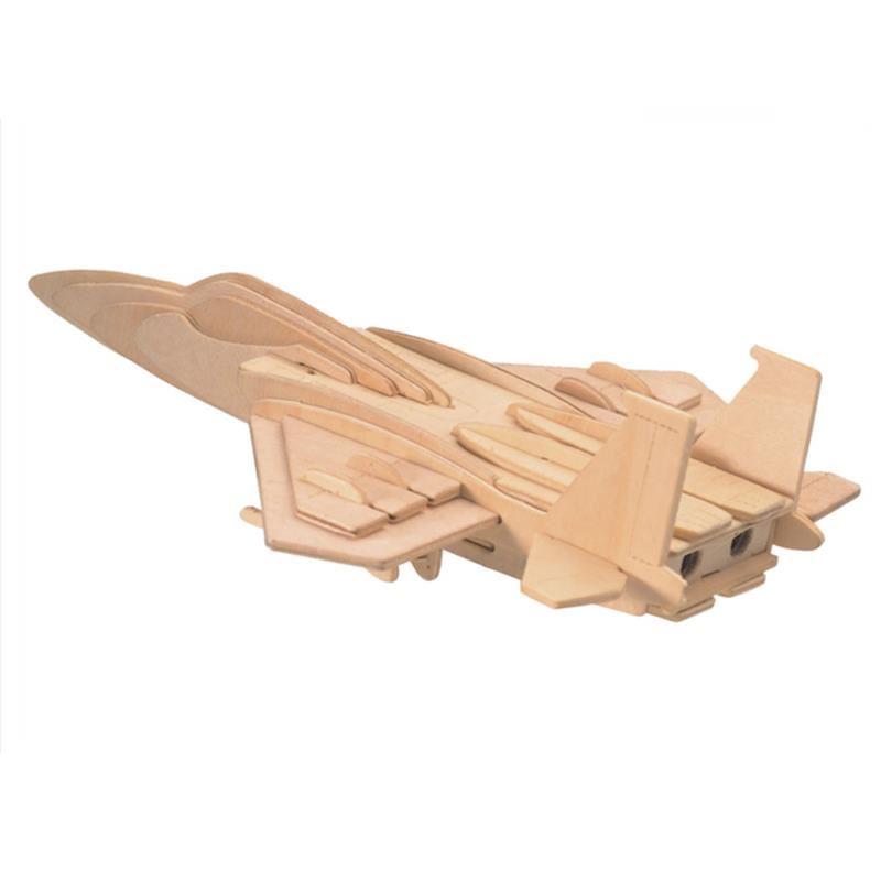 3D puzzle - F-15 - bojové letadlo
