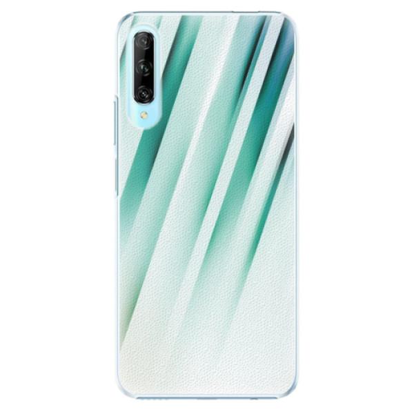 Plastové pouzdro iSaprio - Stripes of Glass - Huawei P Smart Pro