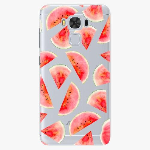 Plastový kryt iSaprio - Melon Pattern 02 - Asus ZenFone 3 Max ZC553KL