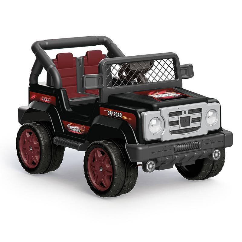 Elektrické auto pro děti MAXX, RC, MP3, 12V