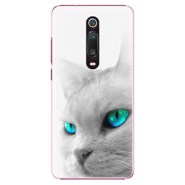 Plastové pouzdro iSaprio - Cats Eyes - Xiaomi Mi 9T