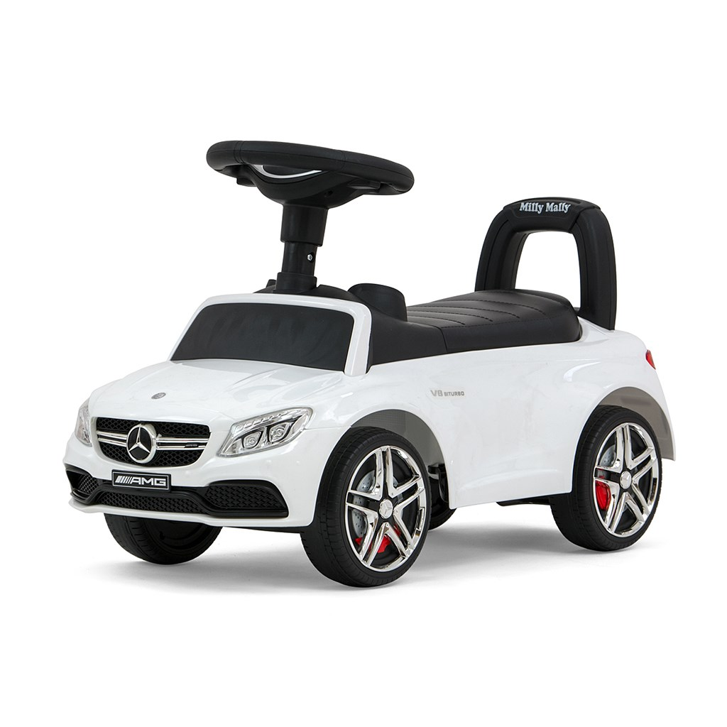 Odrážedlo Mercedes Benz AMG C63 Coupe Milly Mally