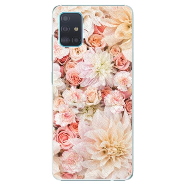 Plastové pouzdro iSaprio - Flower Pattern 06 - Samsung Galaxy A51