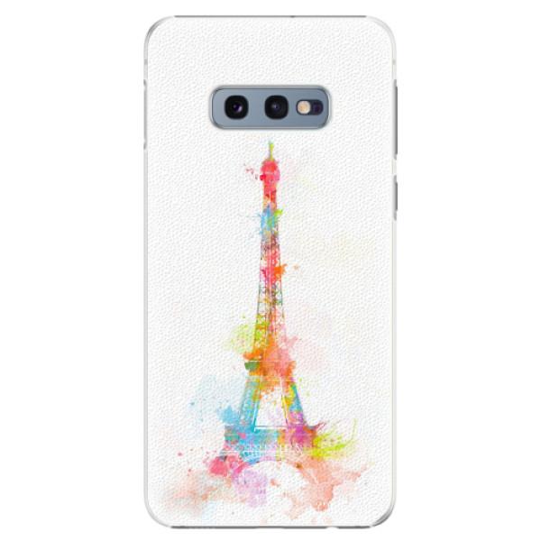 Plastové pouzdro iSaprio - Eiffel Tower - Samsung Galaxy S10e