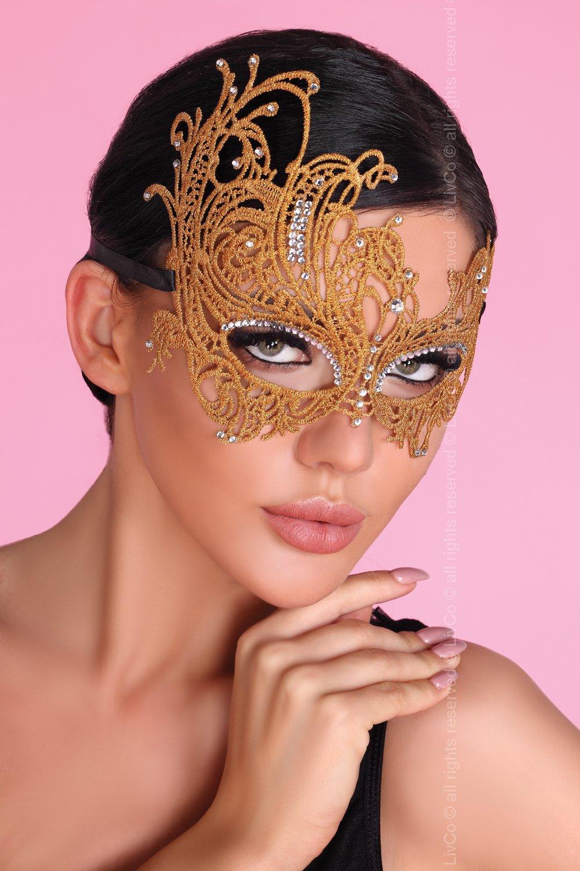 Maska model 114051 Livia Corsetti Fashion - UNI velikost