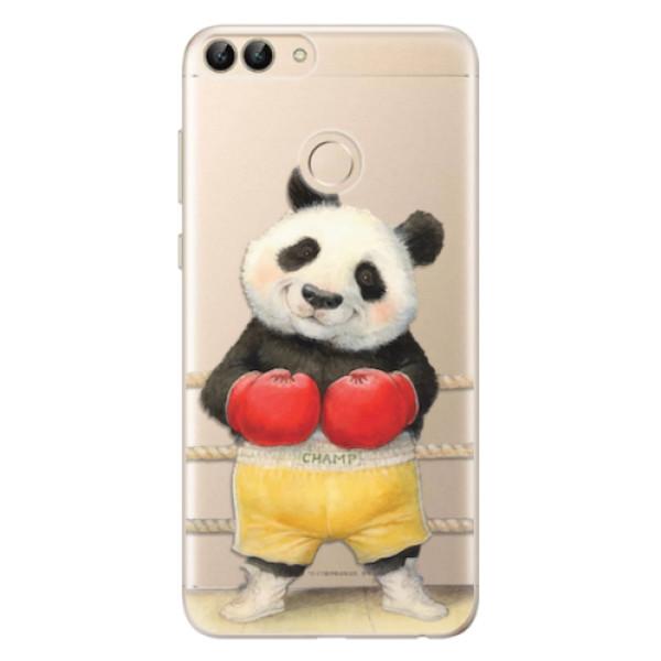 Odolné silikonové pouzdro iSaprio - Champ - Huawei P Smart