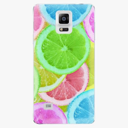 Plastový kryt iSaprio - Lemon 02 - Samsung Galaxy Note 4