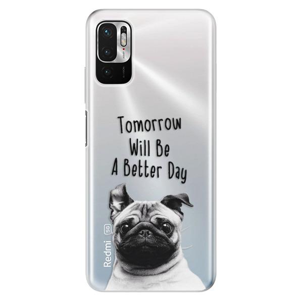 Odolné silikonové pouzdro iSaprio - Better Day 01 - Xiaomi Redmi Note 10 5G