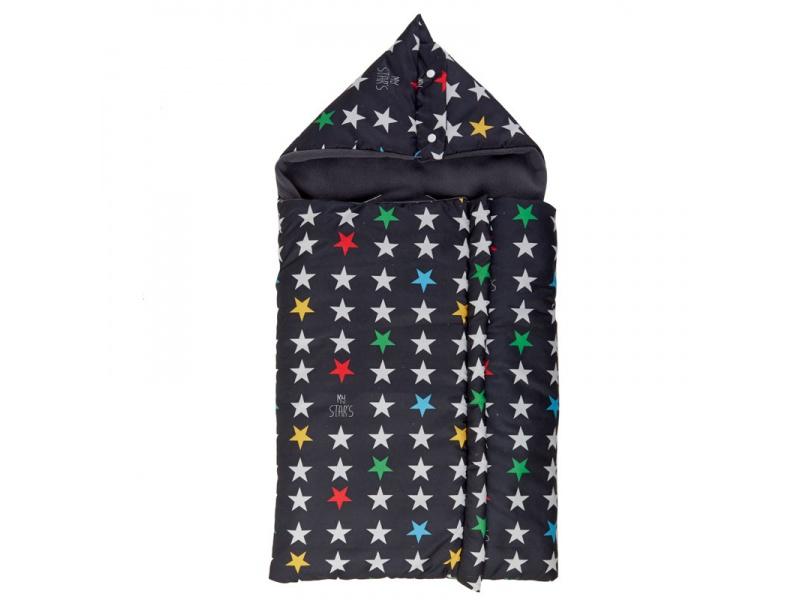 My Bags - Baby fusak s hvězdami