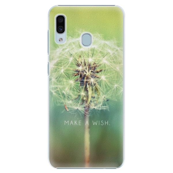 Plastové pouzdro iSaprio - Wish - Samsung Galaxy A30