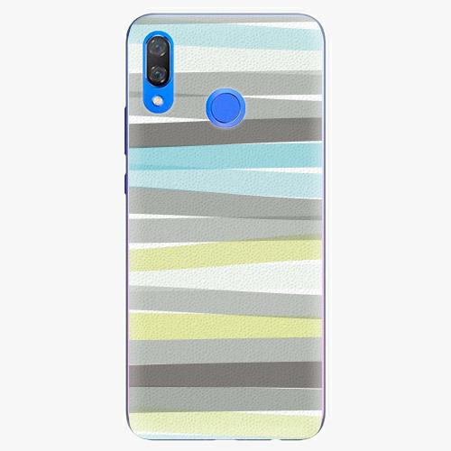 Plastový kryt iSaprio - Stripes - Huawei Y9 2019