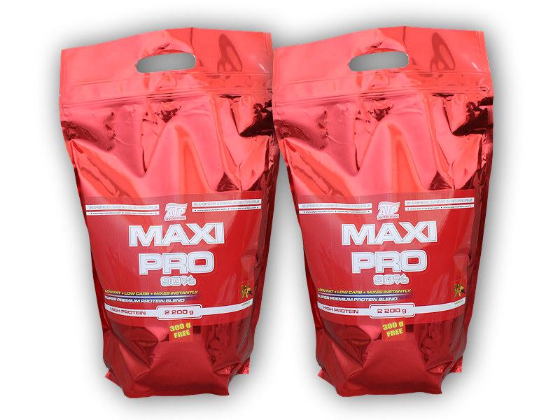 2x Maxi Pro 90% 2200g