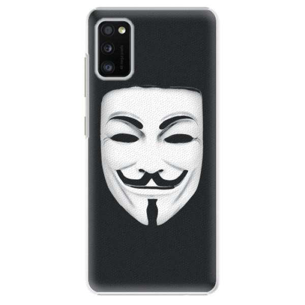 Plastové pouzdro iSaprio - Vendeta - Samsung Galaxy A41