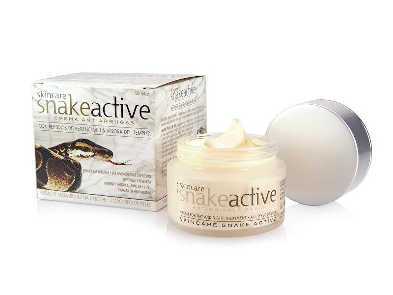 Hadí pleťový krém proti vráskám 50ml