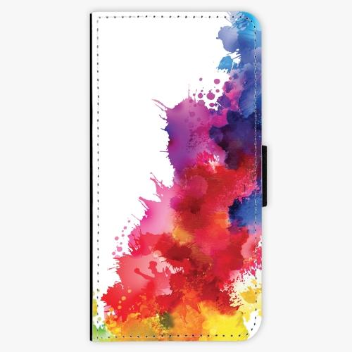 Flipové pouzdro iSaprio - Color Splash 01 - iPhone 7 Plus