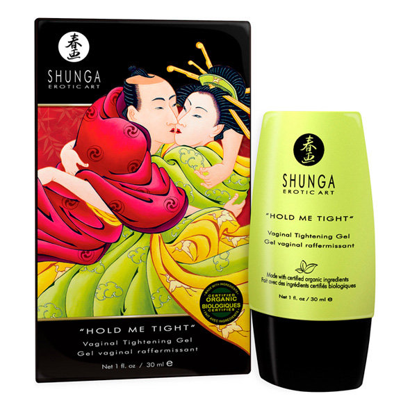 Shunga - Vaginal tightening gel organica