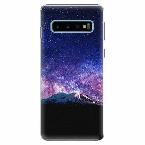 Plastový kryt iSaprio - Milky Way - Samsung Galaxy S10