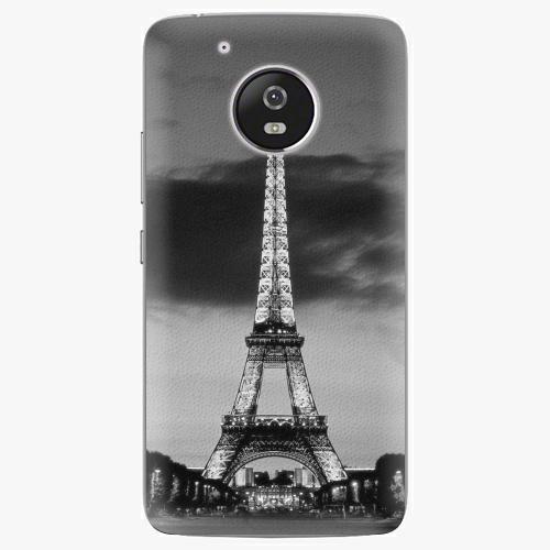 Plastový kryt iSaprio - Midnight in Paris - Lenovo Moto G5