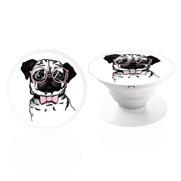PopSocket iSaprio – The Pug – držák na mobil
