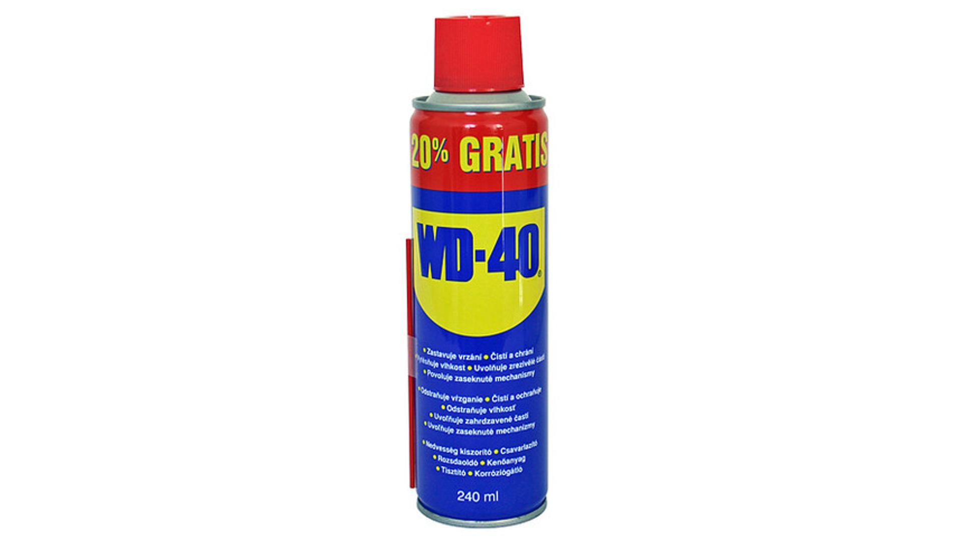 WD-40 Univerzální mazací sprej 240ml
