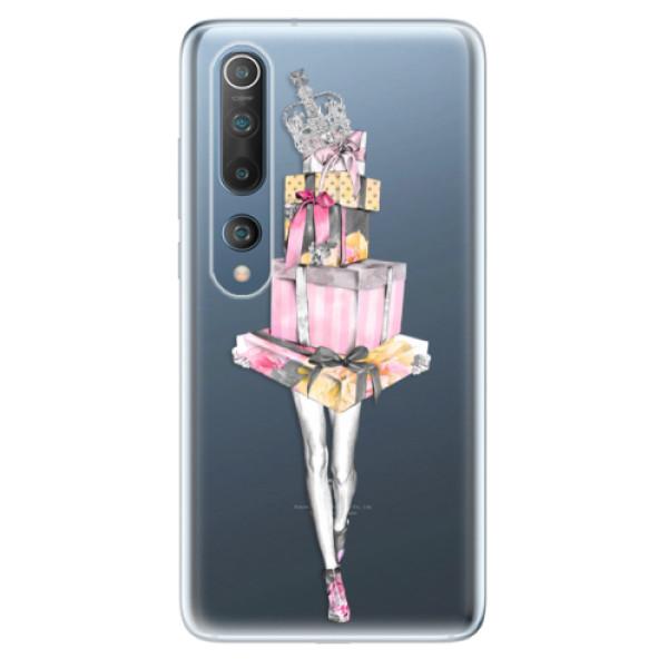 Odolné silikonové pouzdro iSaprio - Queen of Shopping - Xiaomi Mi 10 / Mi 10 Pro