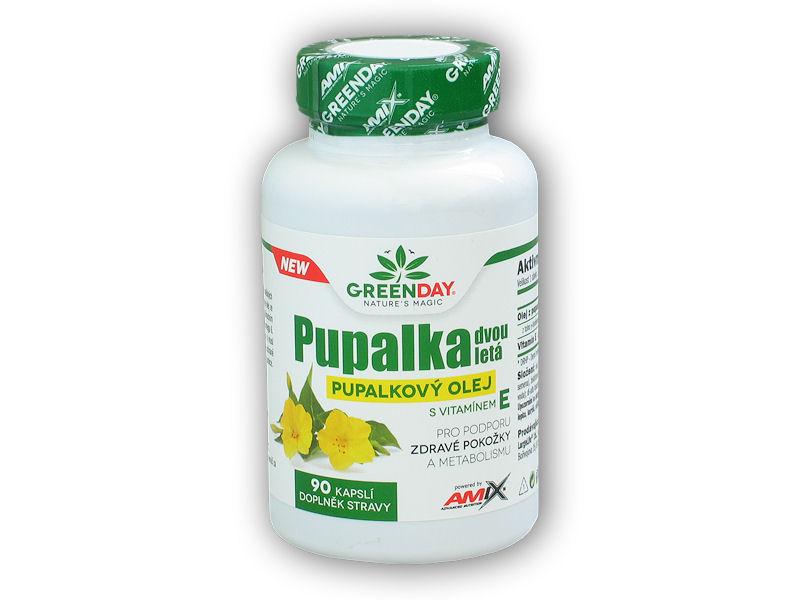 Pupalka Dvouletá + Vitamin E 90 cps