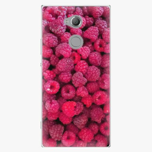 Plastový kryt iSaprio - Raspberry - Sony Xperia XA2 Ultra