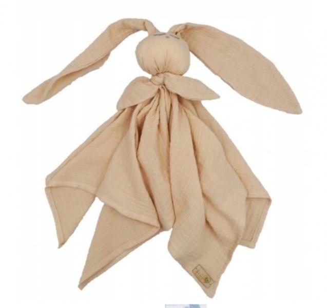 hug-me-bunny-muselinovy-mazlik-plenka-s-ousky-65-x-60-cm-cappucino