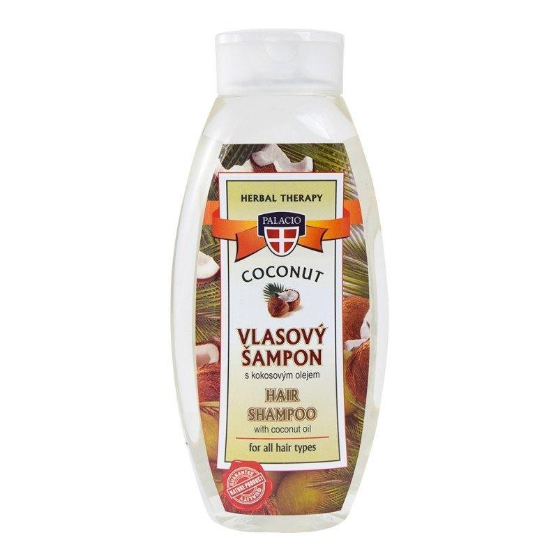 Kokosový šampon 500 ml