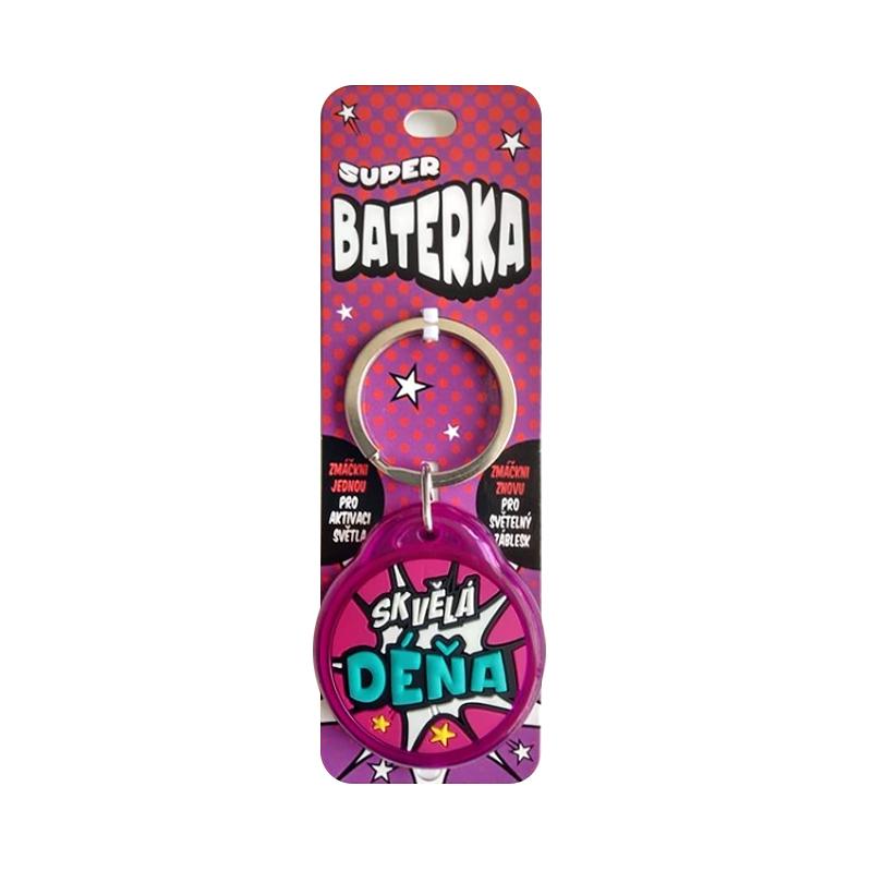 Super baterka - Déňa