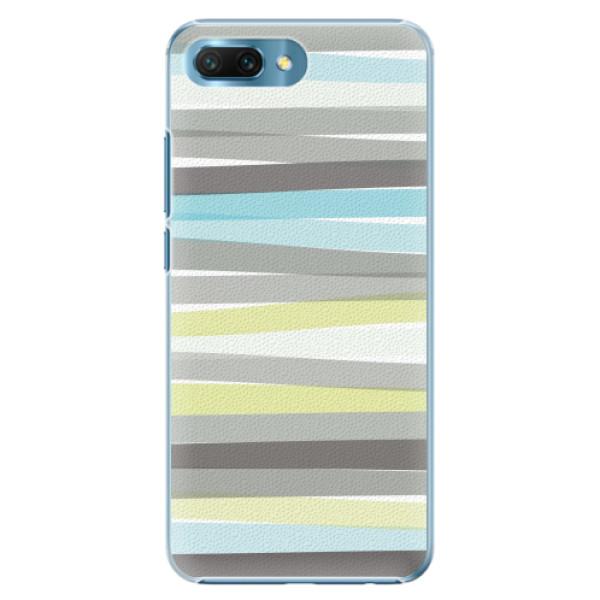 Plastové pouzdro iSaprio - Stripe - Huawei Honor 10