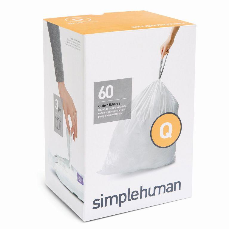 Sáčky Simplehuman do odpadkového koše 50-65 l, zatahovací