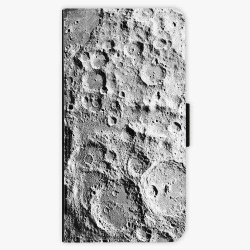 Flipové pouzdro iSaprio - Moon Surface - Samsung Galaxy A5 2017