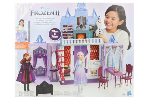 Frozen 2 Otevírací hrad TV 1.11.- 31.12.2019