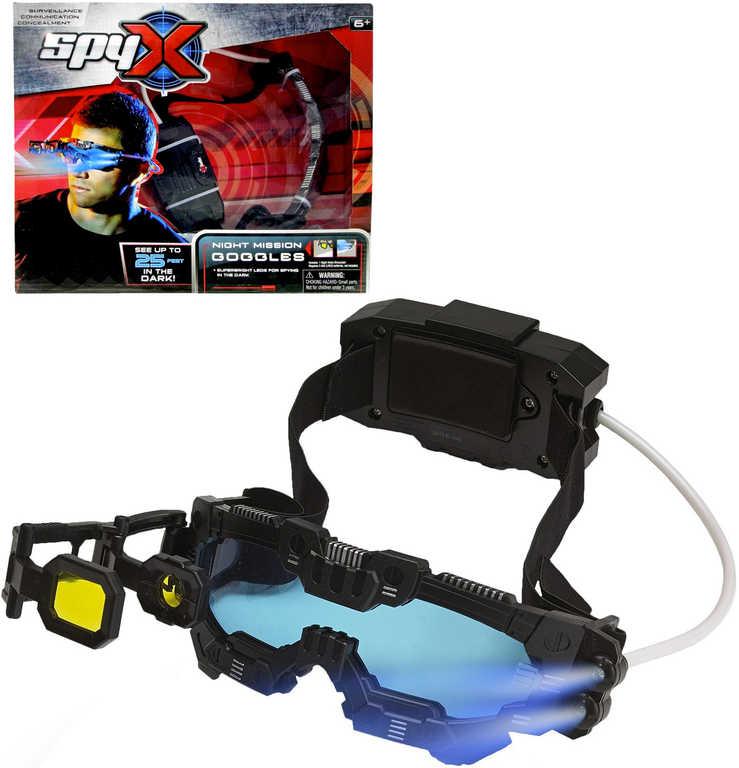 EP Line SpyX Brýle špionské pro noční vidění LED na baterie