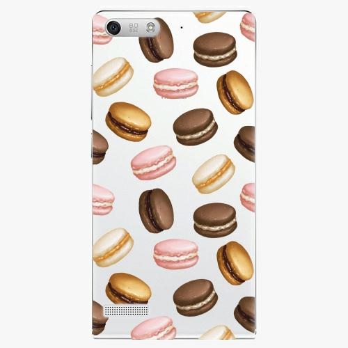Plastový kryt iSaprio - Macaron Pattern - Huawei Ascend G6