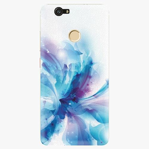 Plastový kryt iSaprio - Abstract Flower - Huawei Nova