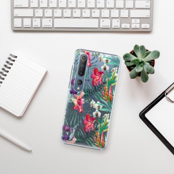 Plastové pouzdro iSaprio - Flower Pattern 03 - Xiaomi Mi 10 / Mi 10 Pro