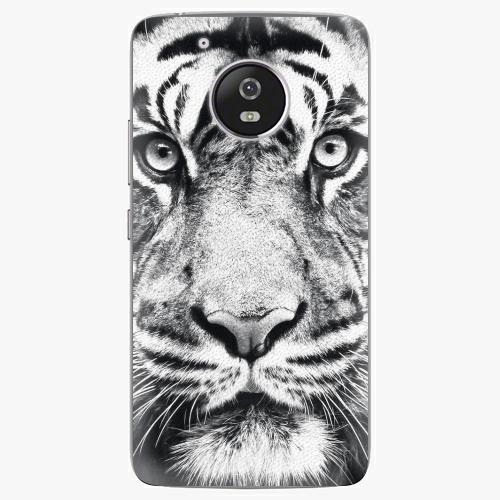 Plastový kryt iSaprio - Tiger Face - Lenovo Moto G5